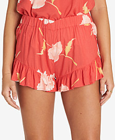 Billabong Juniors' Sun Skipper Ruffled Shorts