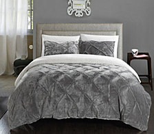 Chic Home Josepha 3 Piece King Comforter Set