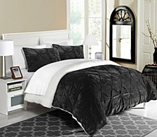 Josepha 7 Piece King Bed In a Bag Comforter Set