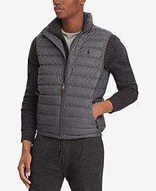 Polo Ralph Lauren Men's Packable Down Vest