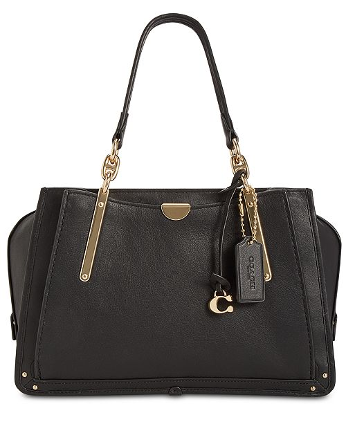 COACH Dreamer Satchel in Smooth Leather   Reviews - Handbags ... 055fa296b83bd