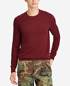 Polo Ralph Lauren Men's Textured Classic Fit Sweater