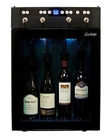 4-Bottle Wine Dispenser