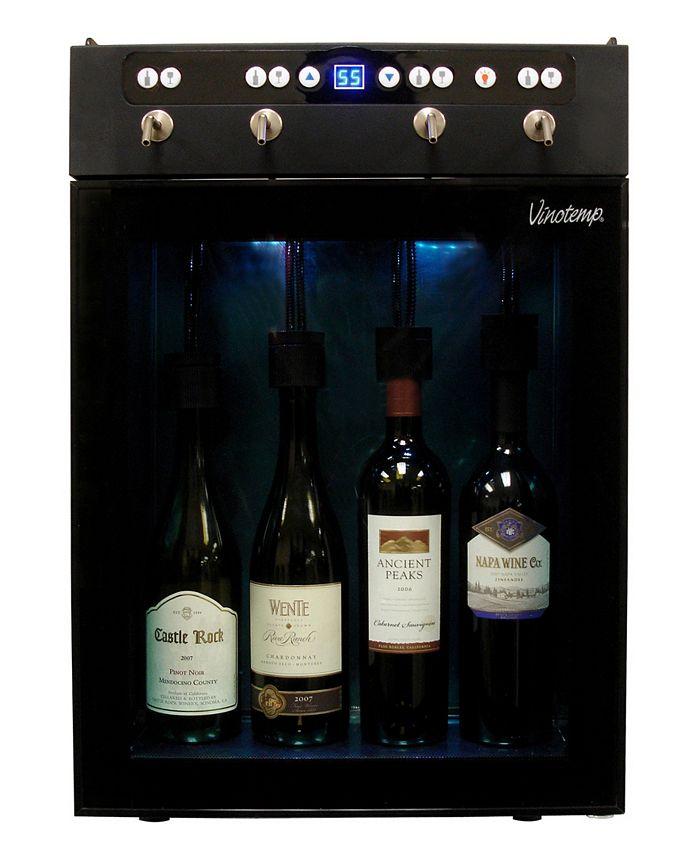 Vinotemp - 4-bottle wine dispenser