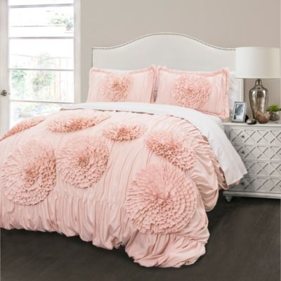 Serena King Comforter 3Pc Set