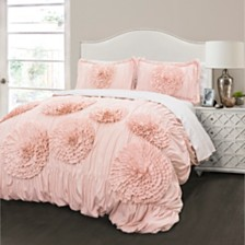 Serena Comforter 3Pc Sets