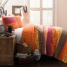 Royal Empire Full/Queen Quilt 3Pc Set