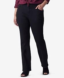 19c3ca00630 Lee Platinum Plus   Petite Plus Size Bootcut Jeans
