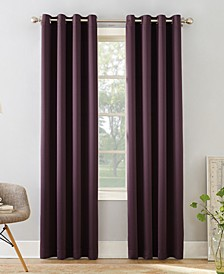 "Grant 54"" x 95"" Grommet Top Curtain Panel"