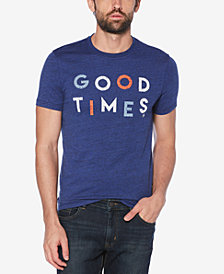 Original Penguin Men's Good Times Graphic T-Shirt