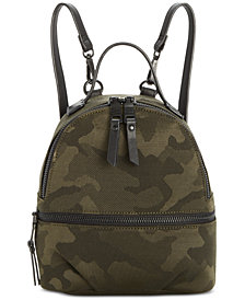 Steve Madden Jacki Camo Convertible Backpack