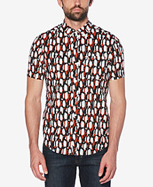 Original Penguin Men's Classic Fit Penguin Pocket Shirt