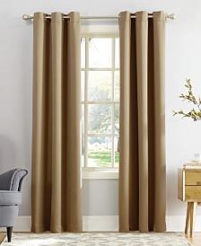 Sun Zero Preston Blackout Grommet Curtain Collection