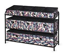 Deluxe Storage Rack, Green