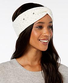 I.N.C. Shine Like the Night Head Wrap, Created for Macy's