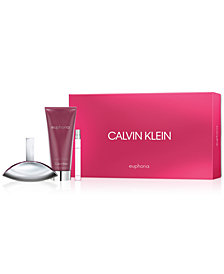 Calvin Klein 3-Pc. Euphoria Gift Set, A $166 Value