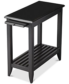 Irvine Chairside Table, Quick Ship