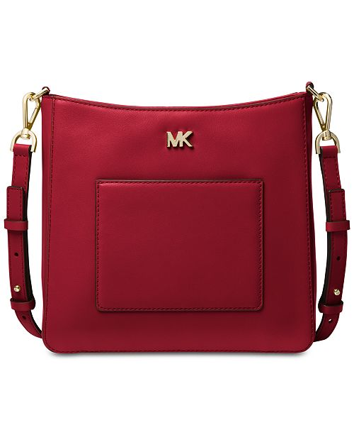c879853ab464 Michael Kors Gloria Pocket Swing Pack Crossbody   Reviews - Handbags ...