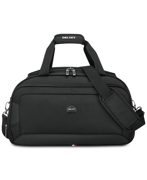 Delsey CLOSEOUT! Opti-Max Carry-On Duffel Bag, Created for Macy's