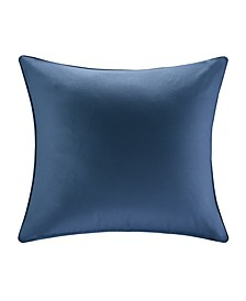 """Pacifica 20"""" x 20"""" Solid 3M Scotchgard Outdoor Square Pillow"""