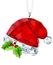 Swarovski Santa's Hat Ornament