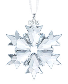 Swarovski 2018 Annual Edition Ornament