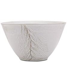 Arya White  Vegetable Bowl