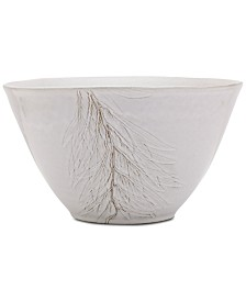 Mikasa Arya White  Vegetable Bowl