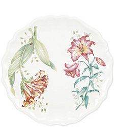 Lenox Butterfly Meadow Melamine Accent Plate