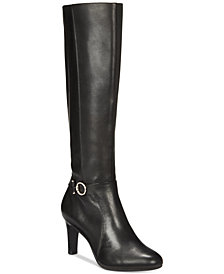 Bandolino Lella Dress Boots, Created for Macys