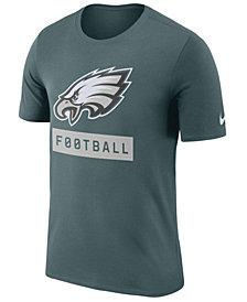 Nike Men's Philadelphia Eagles Legend Football Equipment T-Shirt