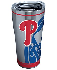 Philadelphia Phillies 20oz. Genuine Stainless Steel Tumbler