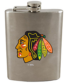 Memory Company Chicago Blackhawks 8oz Stainless Steel Flask