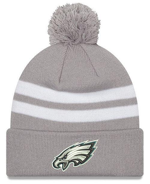 ece5732dd7c9a New Era Philadelphia Eagles Pom Knit   Reviews - Sports Fan Shop By ...