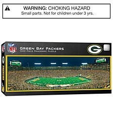 MasterPieces Green Bay Packers 1000 Piece Panoramic Puzzle