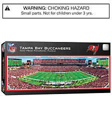 MasterPieces Tampa Bay Buccaneers 1000 Piece Panoramic Puzzle