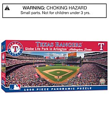 MasterPieces Texas Rangers 1000 Piece Panoramic Puzzle