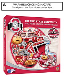 MasterPieces Ohio State Buckeyes 500 Piece Shaped Puzzle