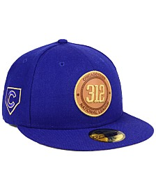 New Era Chicago Cubs Area Patch 59FIFTY FITTED Cap