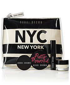 Bobbi Brown NYC 4-pc, Created for Macy's