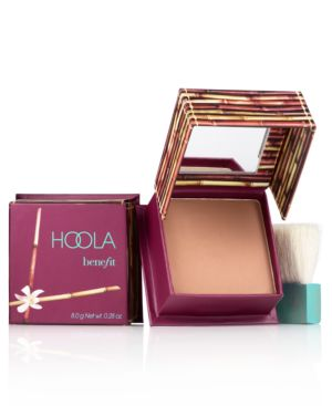 BENEFIT COSMETICS Hoola Matte Bronzer Mini Hoola 0.14 Oz/ 3.96 G