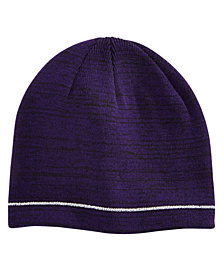 Alfani Men's Reflective Beanie, Created for Macy's