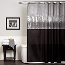 "Night Sky 72""x 72"" Shower Curtain"