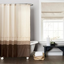 "Mia 72""x 72"" Shower Curtain"