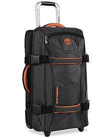 "Timberland Twin Mountain 22"" Wheeled Duffel Bag"