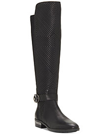 Vince Camuto Pordalia Wide Calf Riding Boots