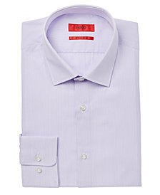 HUGO Men's Slim-Fit Stripe Dress Shirt