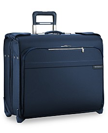 Briggs & Riley Deluxe Wheeled Garment Bag, 2 Wheels