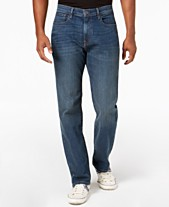 e26931e9 Tommy Hilfiger Men's Relaxed Fit Stretch Jeans, Created for Macy's