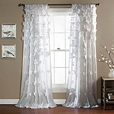 "Riley 54"" x 84"" Window Curtain"